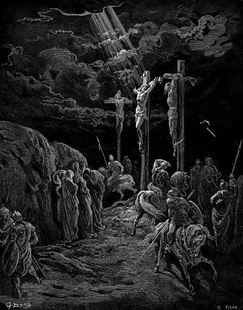 На крестах